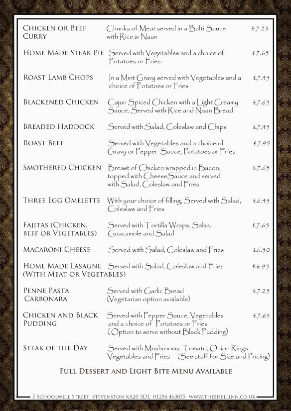 shell menu page 2 j